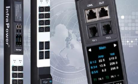 PDU, Environmental Monitoring & Rack Access Control